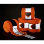 Le Mieux Hi-Visibility Polo Bandages Tangerine