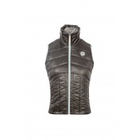 Horseware Eve Padded Women's Gilet Pewter
