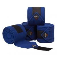 Le Mieux Luxury Polo Bandages Benetton Blue Set of 4