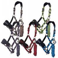 Le Mieux Signature Headcollar & Leadrope Set