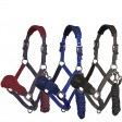 Le Mieux Vogue Fleece Headcollar and Leadrope set